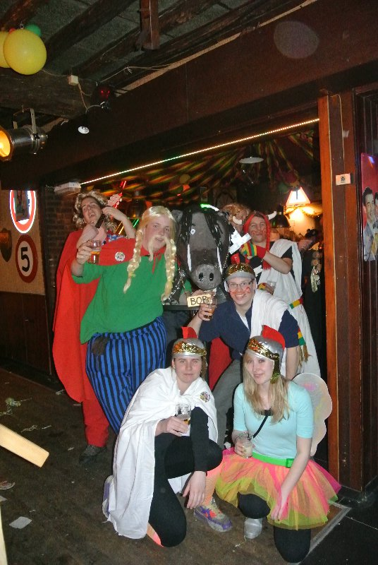 Carnaval 2014 Cafe het centrum-073