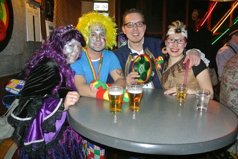 Carnaval 2014 Cafe het centrum-077