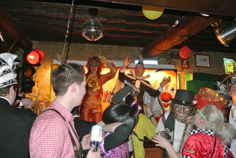 Carnaval 2014 Cafe het centrum-090