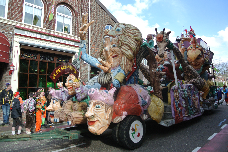Carnaval 2014 Cafe het centrum-099