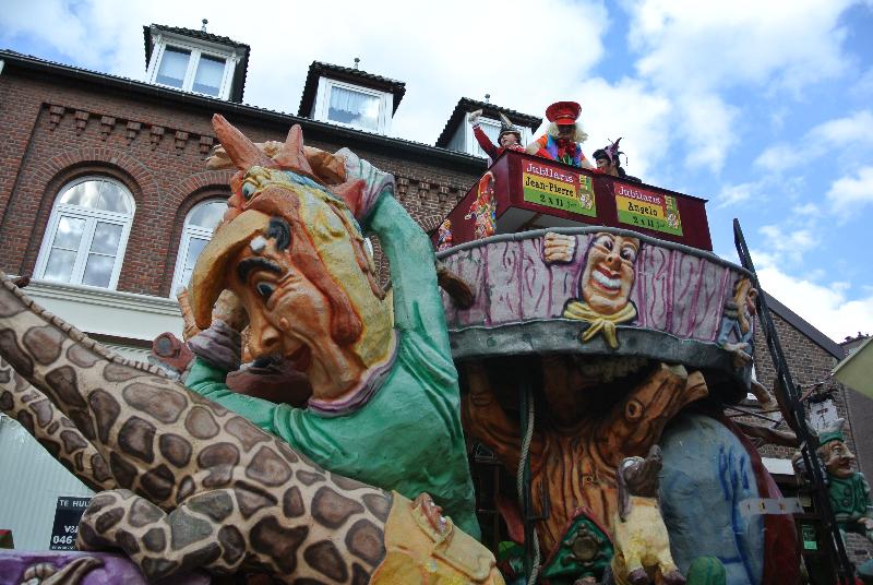 Carnaval 2014 Cafe het centrum-100