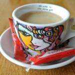 Cafe het centrum Schinnen koffie